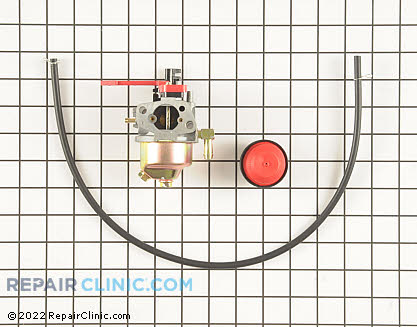 Huskee Snowblower Carburetor Assembly