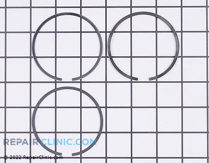 Piston Ring Set, Honda Power Equipment Genuine OEM  13010-ZF1-023