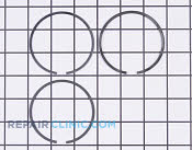 Piston Ring Set - Part # 1796168 Mfg Part # 13010-ZF1-023