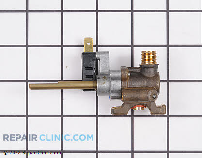 Surface Burner Valve 189895          Main Product View