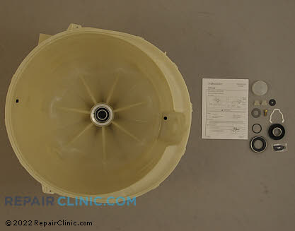 Outer Tub (OEM)  22004465