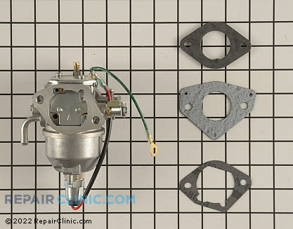 Carburetor, Kohler Engines Genuine OEM  24 853 25-S