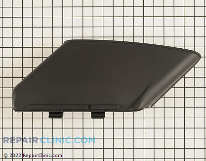Deflector, Honda Power Equipment Genuine OEM  81211-VG4-E01ZA