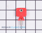 Key, Start/Ignition - Part # 1659908 Mfg Part # 180331
