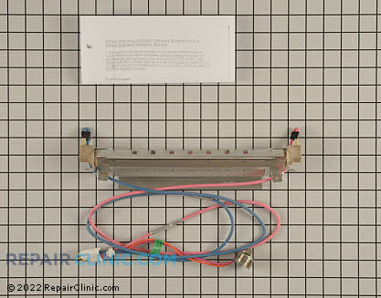 Defrost Heater Assembly (OEM)  WR51X10029