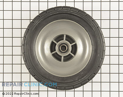 Wheel Assembly, Honda Power Equipment Genuine OEM  42710-VB5-F41ZB