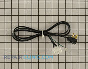 Power Cord - Part # 1035136 Mfg Part # 74008876