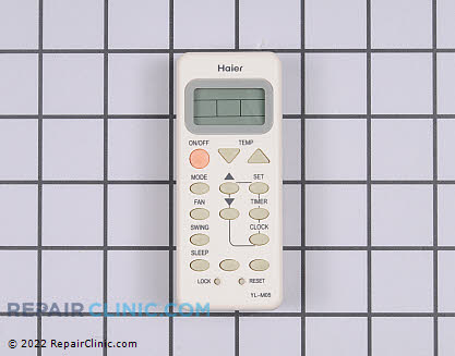 Remote Control AC-5620-35      Main Product View