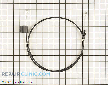Control Cable, Briggs & Stratton Genuine OEM  7100074YP - $12.50