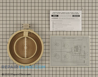 Radiant Surface Element (OEM)  700411-04