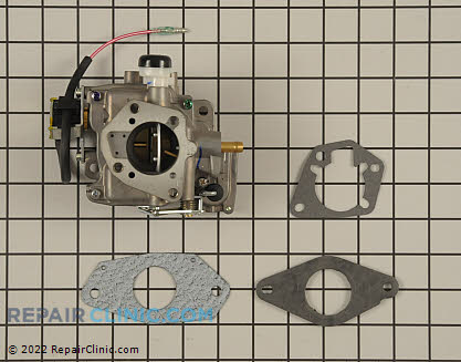 Carburetor, Kohler Engines Genuine OEM  24 853 34-S