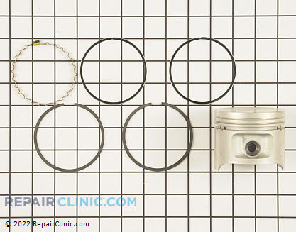 Piston 41 874 10-S Main Product View