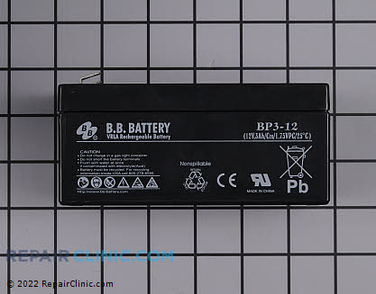 Battery, Toro Genuine OEM  106-8397