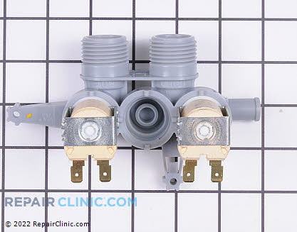 Ge Triple Water Valve