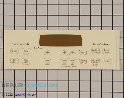 Faceplate WB27T11232      Main Product View