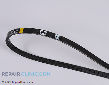 Cogged Belt, Ariens Genuine OEM  07217100