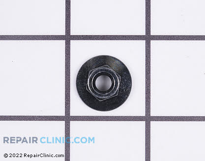 Flange Nut, Honda Power Equipment Genuine OEM  90201-ZM0-000 - $2.15