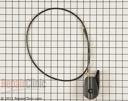 Throttle Cable, Honda Power Equipment Genuine OEM  17850-VG3-010