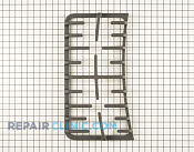 Burner Grate - Part # 1369713 Mfg Part # EBZ37191901