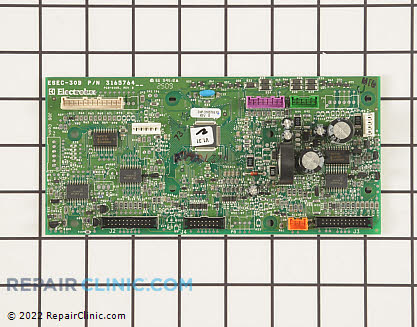 Control Board 316576413       Main Product View
