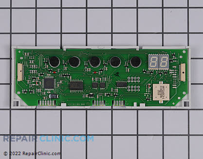 User Control and Display Board (OEM)  318330801, 1565199