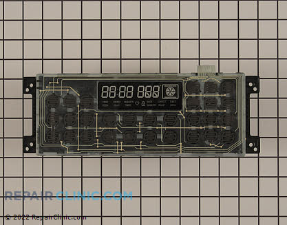 Oven Control Board 316560106       Main Product View