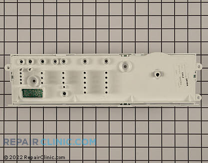 User Control and Display Board (OEM)  137070840