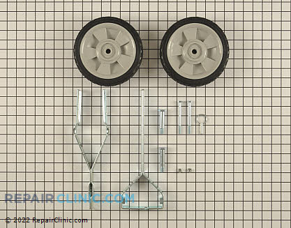 Wheel Assembly, Manris Genuine OEM  9222-00-02 - $58.95