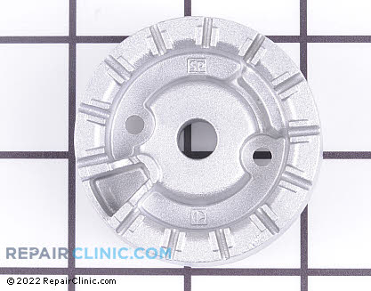 Surface Burner Base (OEM)  316438200