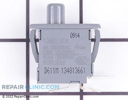 Frigidaire Dryer Switch - Door