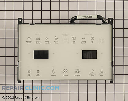 Electrolux Refrigerator Dispenser Control Board