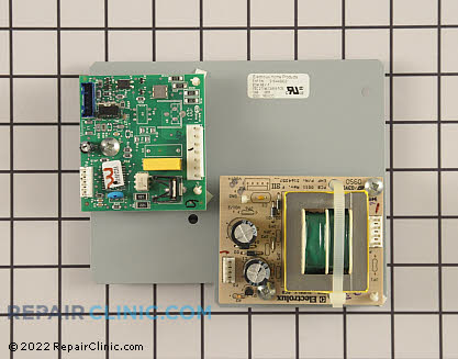 Power Supply Board (OEM)  316448903