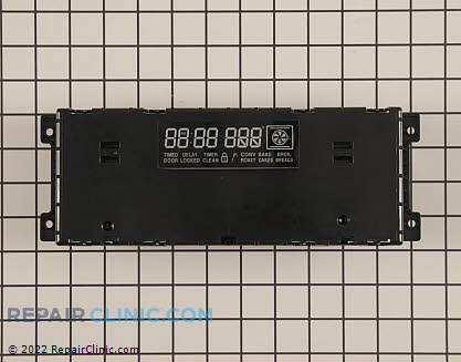 Oven Control Board (OEM)  316577073, 1565043