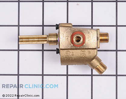 Surface Burner Valve 316574903       Main Product View