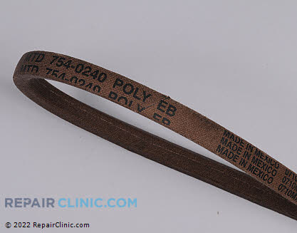 Belt: V-Belt (Genuine OEM)  954-0240