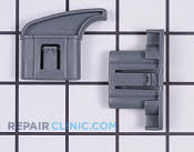 Dishrack Stop Clip - Part # 1565368 Mfg Part # 5304475595