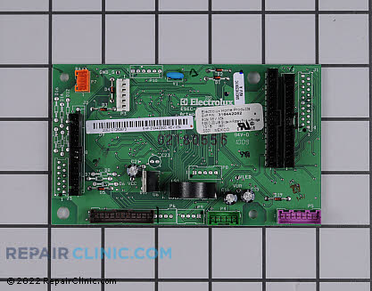 Control Board 316442062       Main Product View
