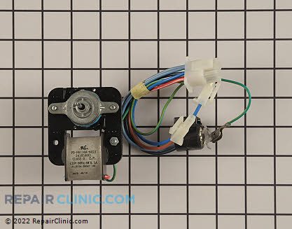 Evaporator Fan Motor 241854601       Main Product View
