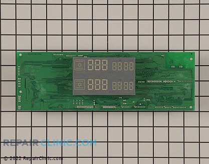 Oven Control Board 316576621       Main Product View
