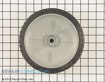 Wheel Assembly With Gear, Briggs & Stratton Genuine OEM  7501390YP