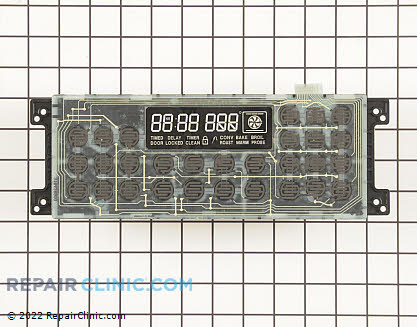 Oven Control Board 316462803       Main Product View