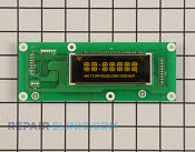 User Control and Display Board - Part # 1514478 Mfg Part # 5304471836