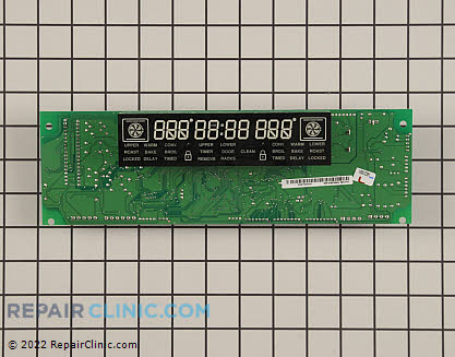 Oven Control Board 316576300       Main Product View
