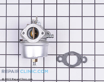 Carburetor, Tecumseh Genuine OEM  631824
