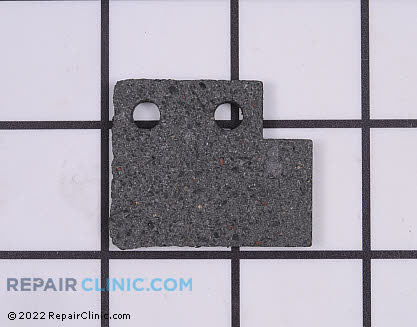 Brake Pads 00180500 Main Product View