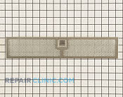 Grease Filter - Part # 1810356 Mfg Part # W10381779