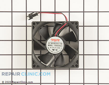 Cooling Fan (OEM)  RF-2750-17