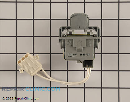 Crosley Washing Machine Lid Switch Assembly