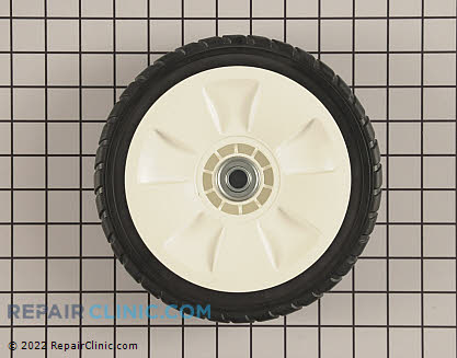 Wheel Assembly, Honda Power Equipment Genuine OEM  42710-VE2-M00ZD - $12.85