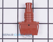 Push Button  Switch - Part # 1665705 Mfg Part # 28304A-2
